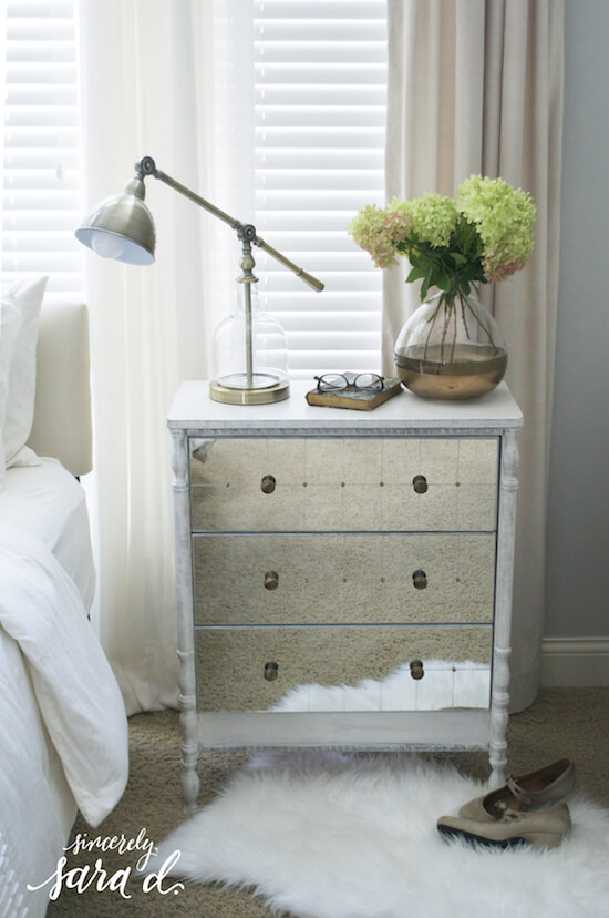 28 Anthropologie Inspired IKEA Rast Dresser Hack by sincerelysarad featured at www simphome com