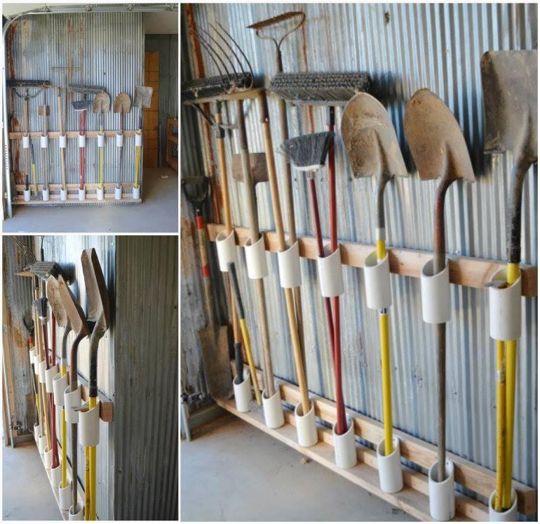 yard tool pallete
