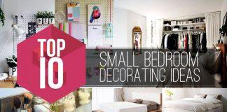 Small bedroom decor ideas Simphome com