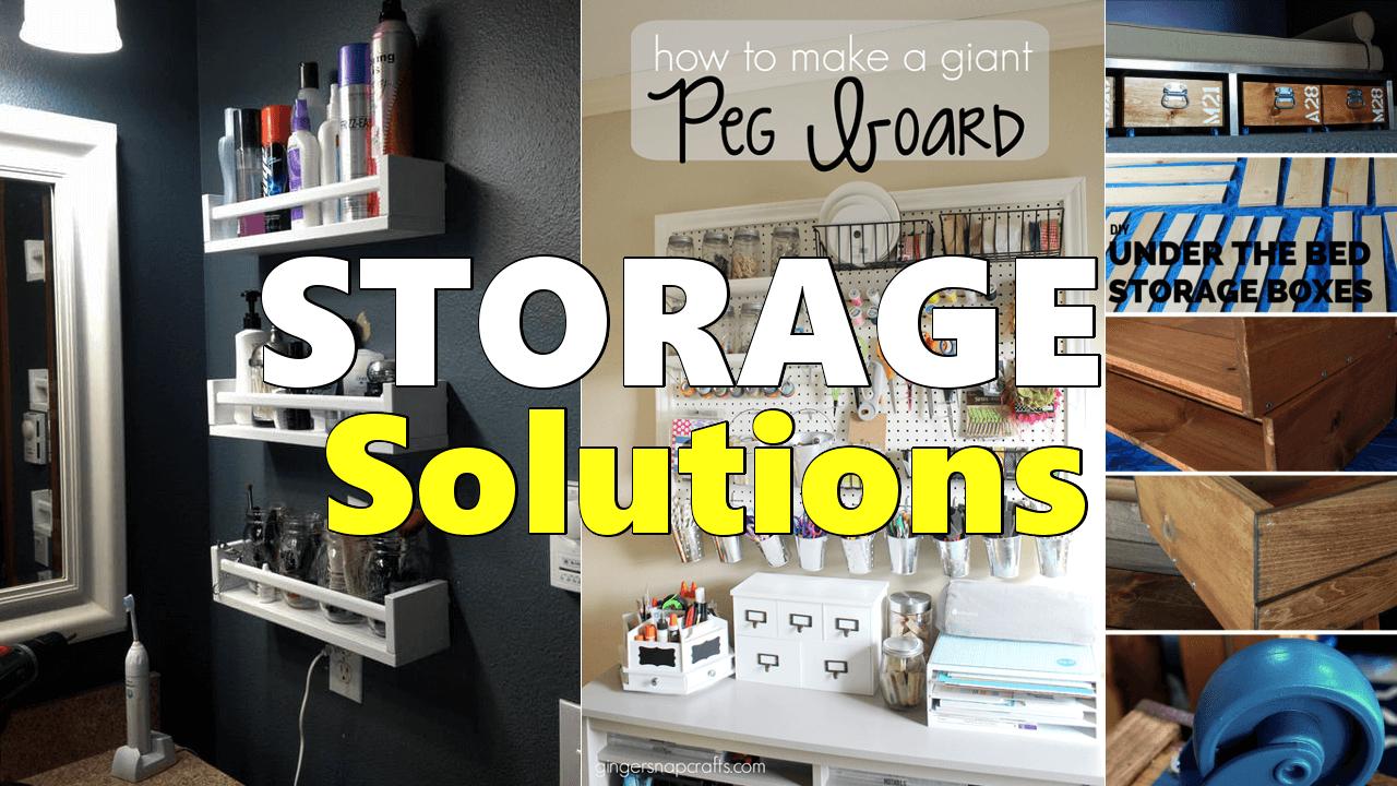 Storage solutions 1 simphome.com