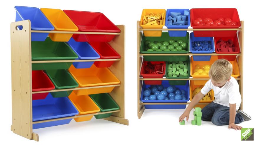 toy storage ideas Simphome com