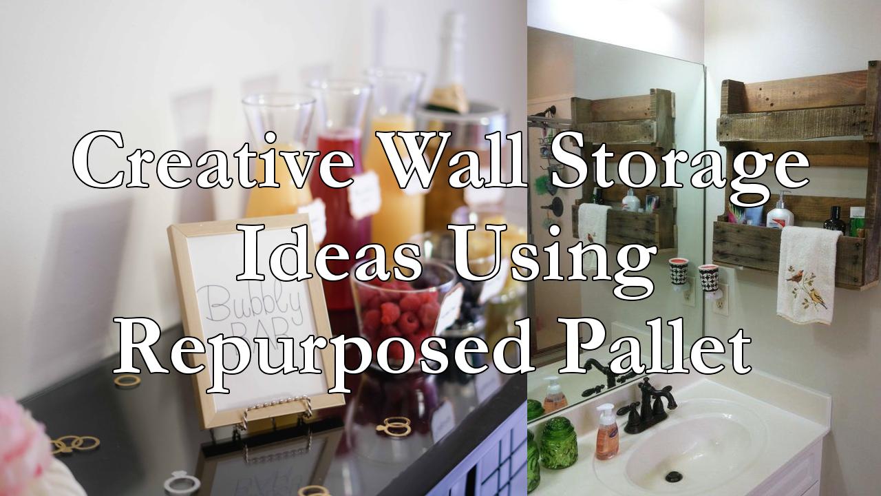 simphome creative wall storage