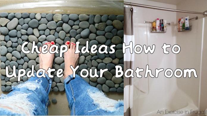 simphome cheap bathroom ideas
