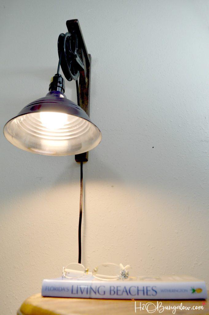 16 bedside lamp