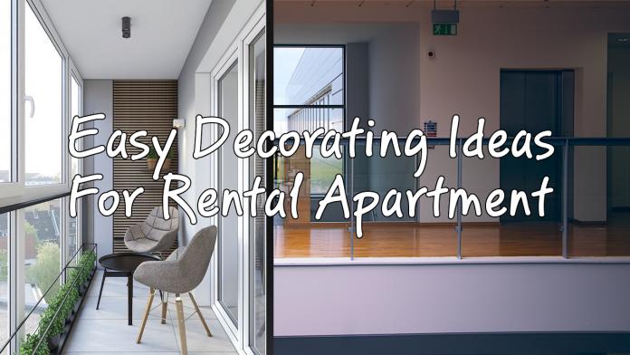17 rental apartment decor ideas