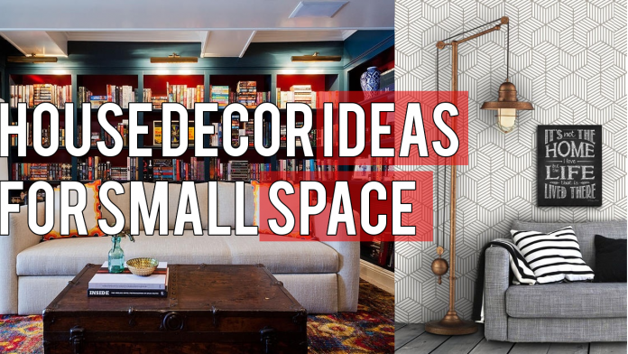 18 house decor for small space