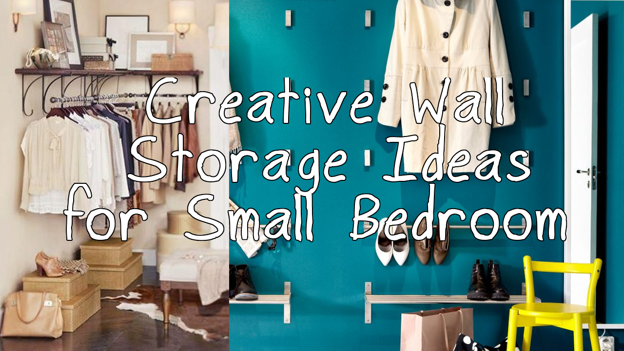 20 creative small storage