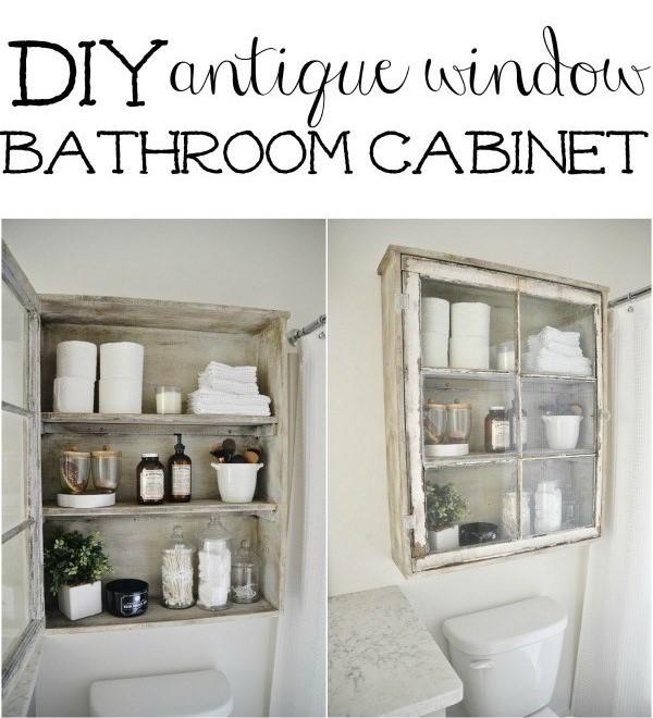 21 window cabinet