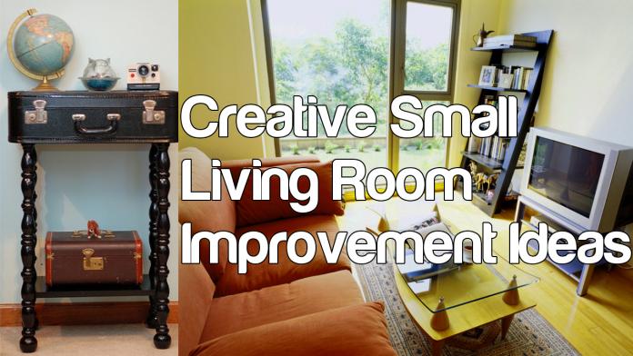 small living room improvement