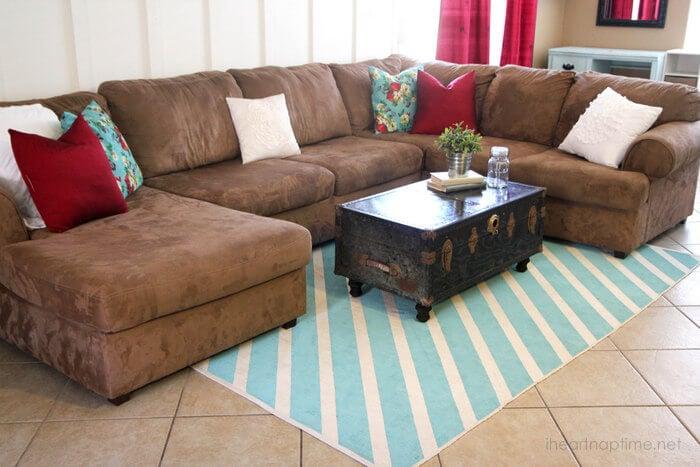 stylish rug