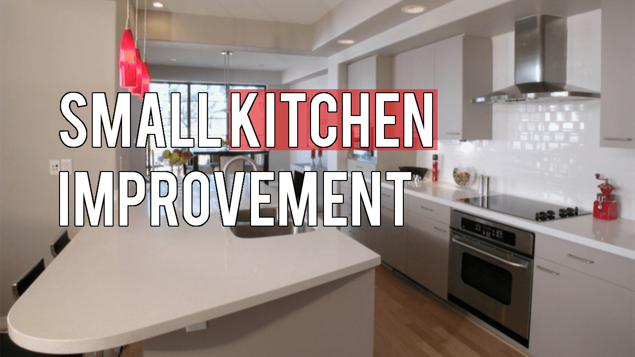 5 Small Kitchen Improvement Tips Simphome com