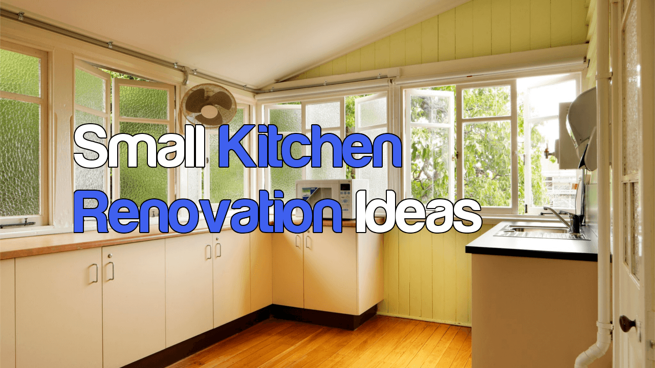 5 Small Kitchen Renovation Ideas Simphome com