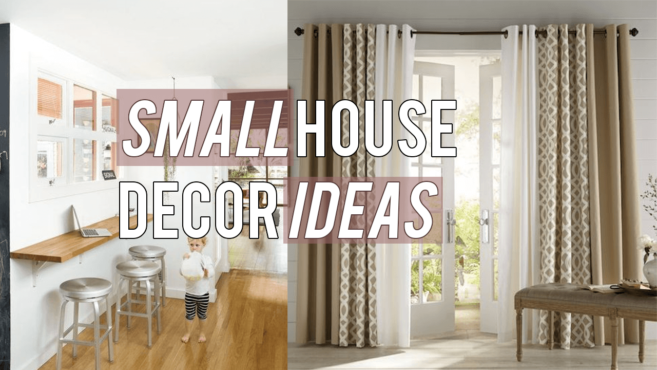 5 Small house decorating ideas Simphome com