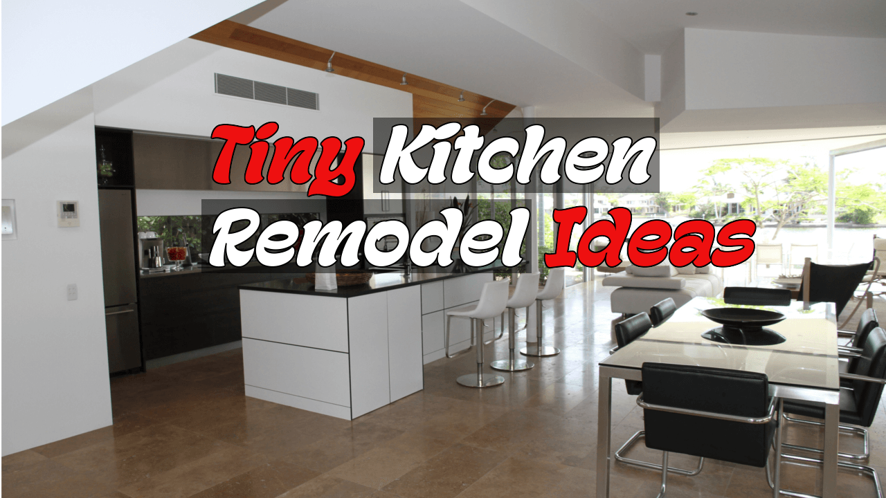 5 Tiny kitchen remodel ideas Simphome com