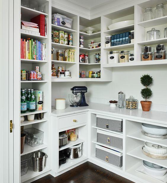 manage pantry