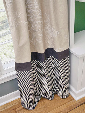 curtain extension