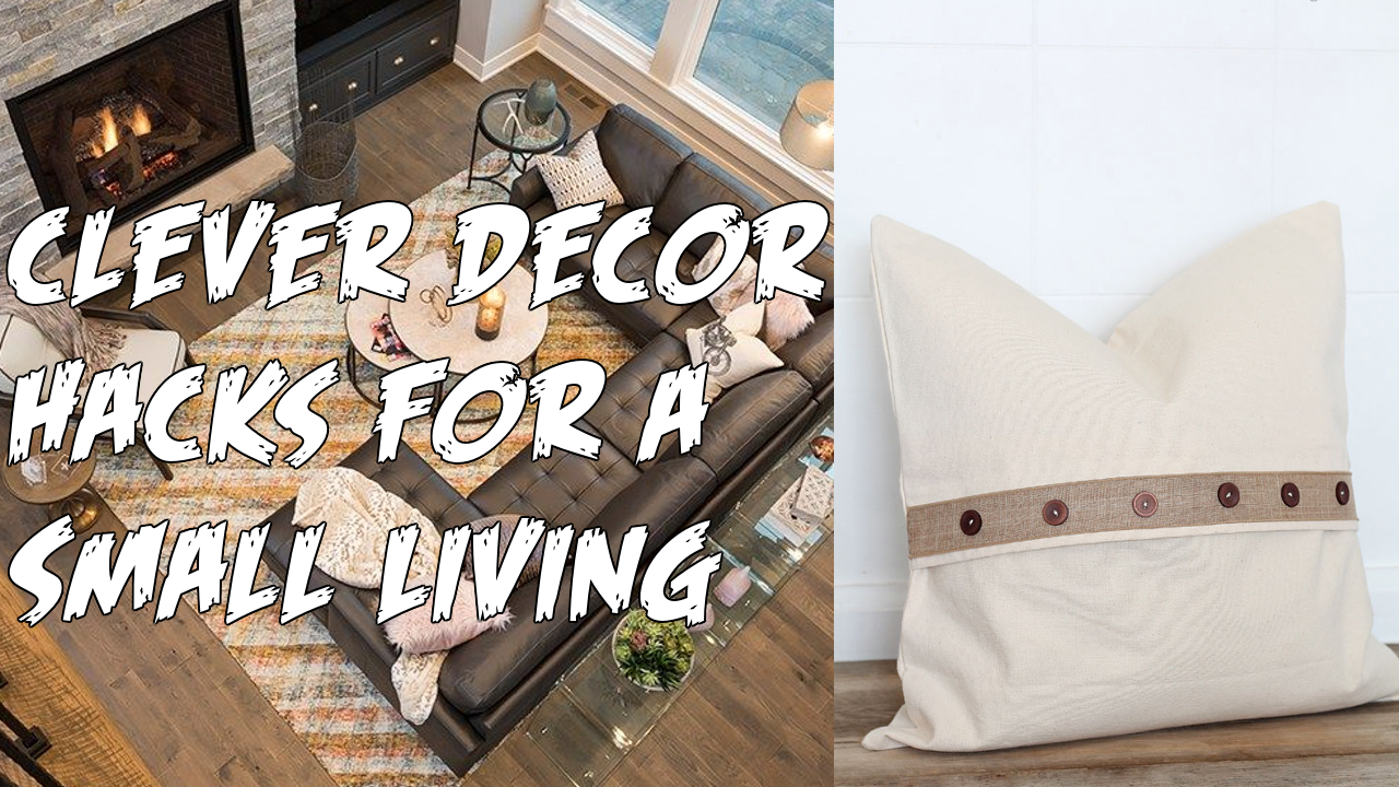 simphome clever decor hack for small living room