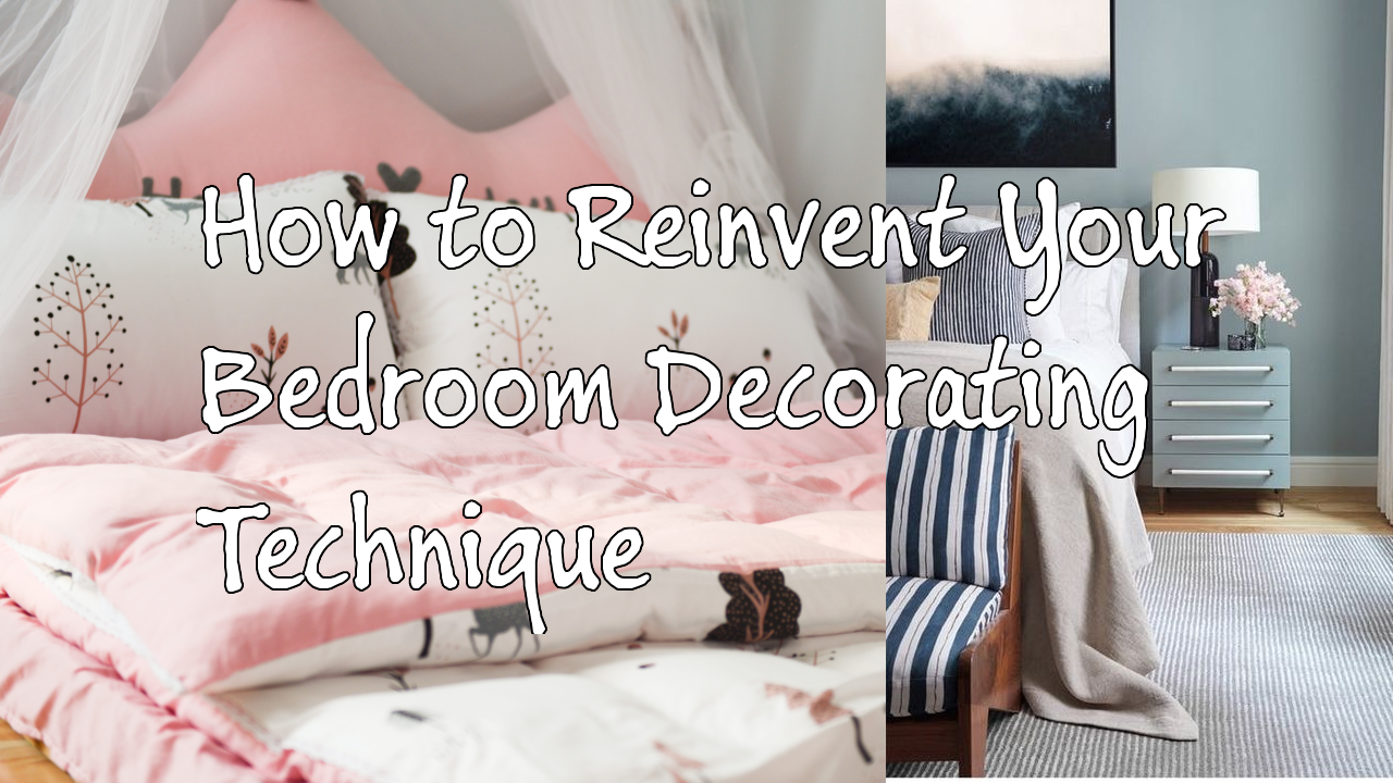 simphome how to reinvent bedroom
