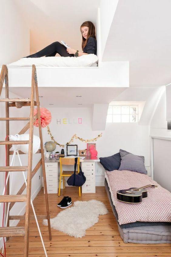 diy creative bedroom