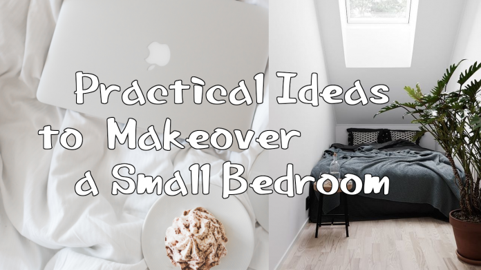 simphome bedroom makeover