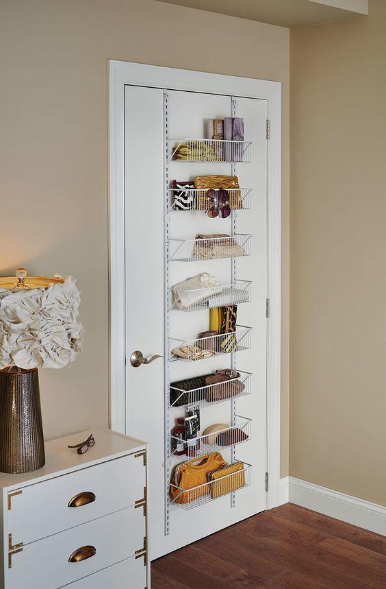 door storage