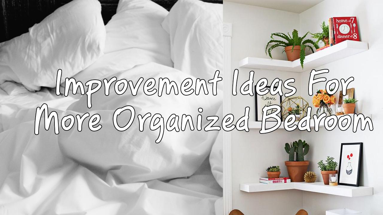 simphome organized bedroom