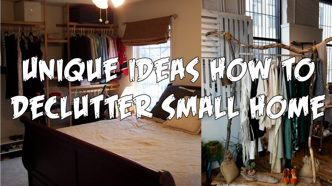 simphome declutter small home