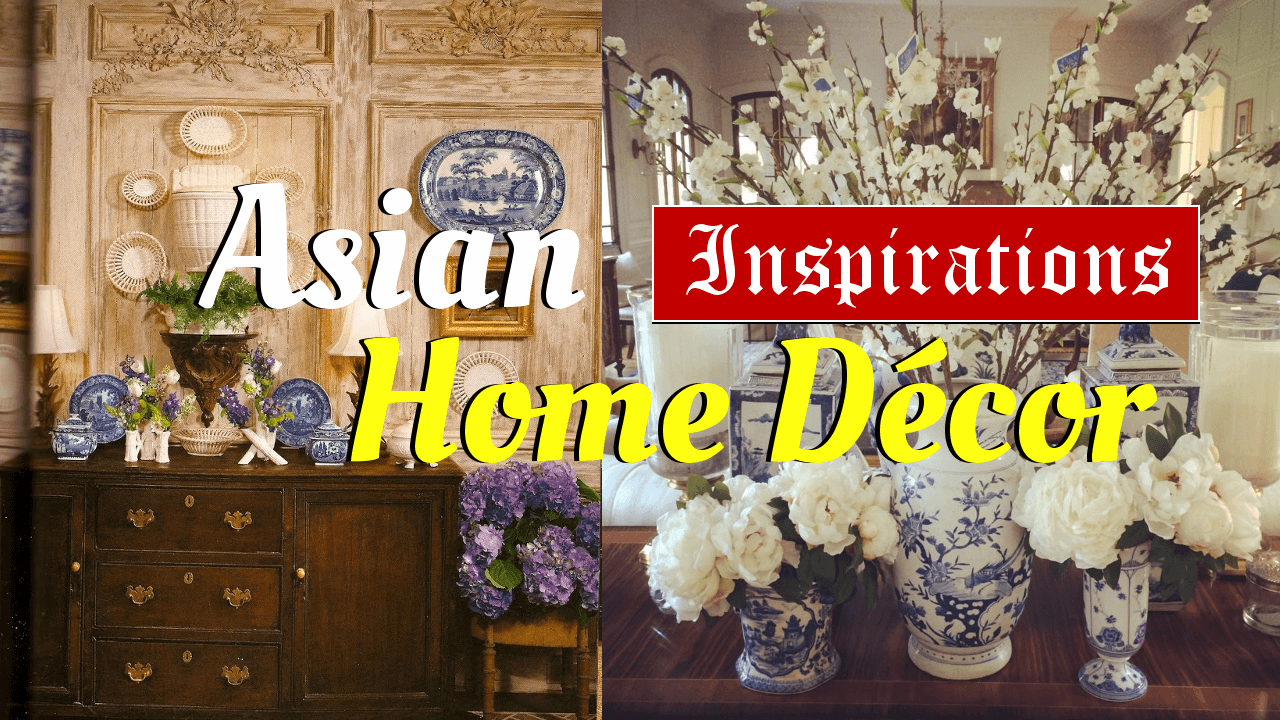 Asian home decor inspiration via simphome.com 1