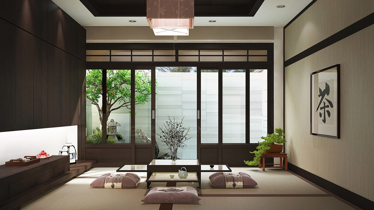 Japanese Home Décor Natural Element 3 Simphome com