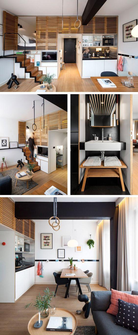 Makover Small Apartment 2 Simphome com