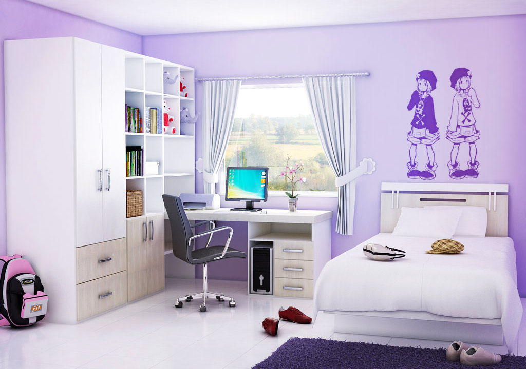 Purple Home Décor Don't and do when choose the furniture Simphome com no 4