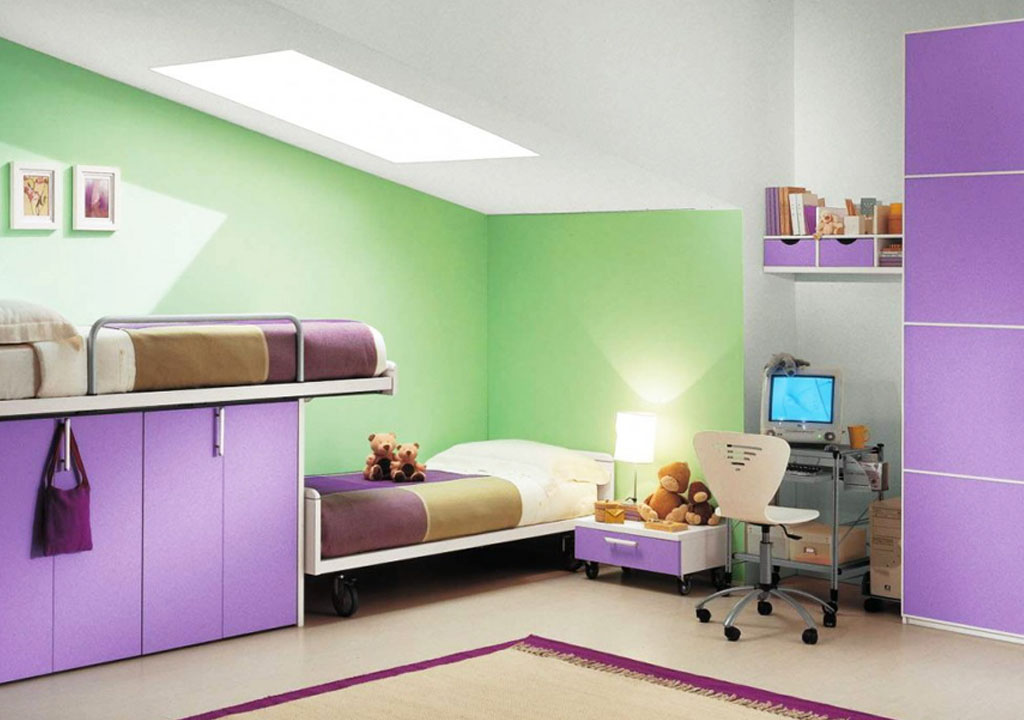 Purple for boy bedroom 7 Simphome com