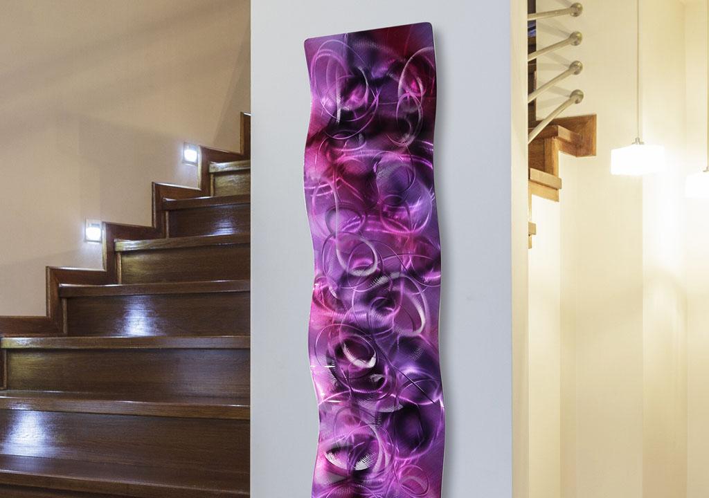 Purple with Metal 1 Simphome com