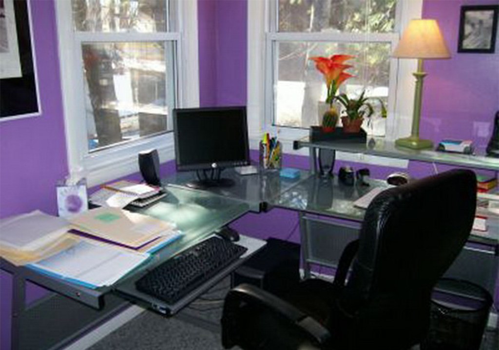 Purple office 6 Simphome com