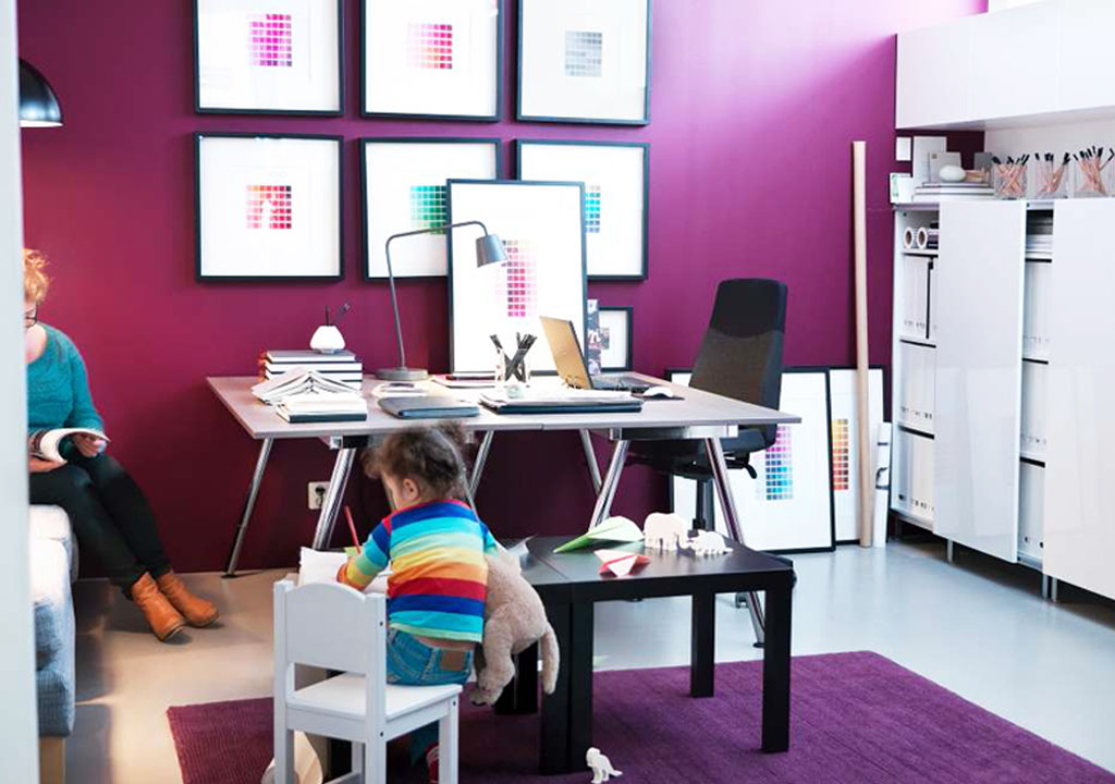 Purple office 8 Simphome com
