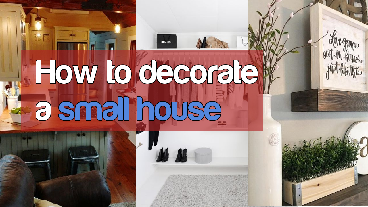 how to decorate a small house simphome com