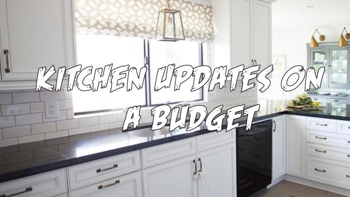 kitchen updates on a budget via simphome