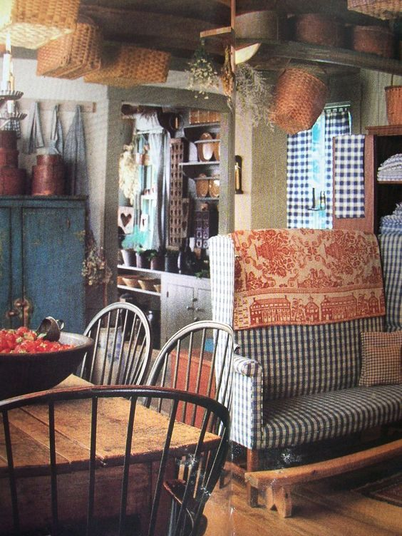 simphome american country decor