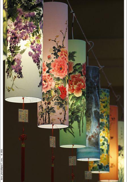 simphome asian lantern