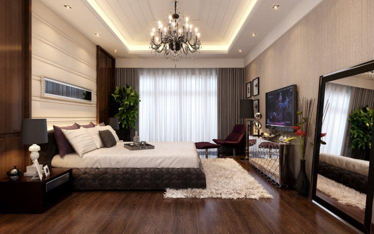 simphome bed mirror