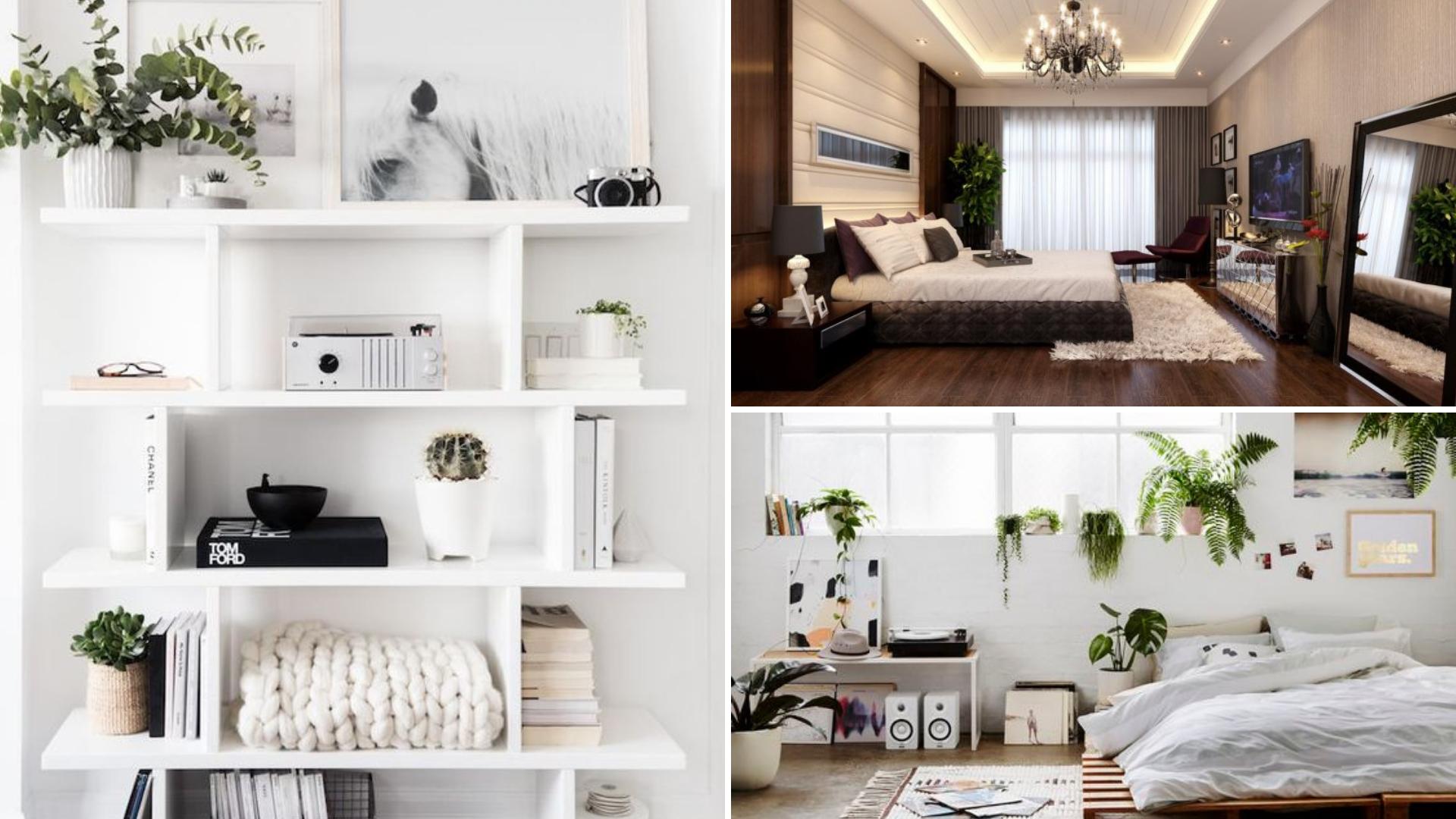 simphome bedroom improvement
