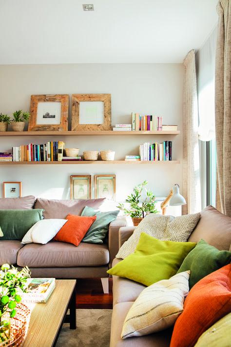 simphome floating bookshelf