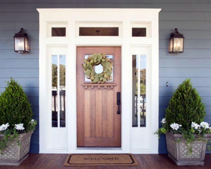 simphome front door