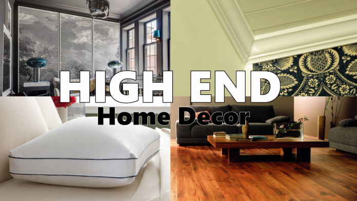 simphome high end home decor