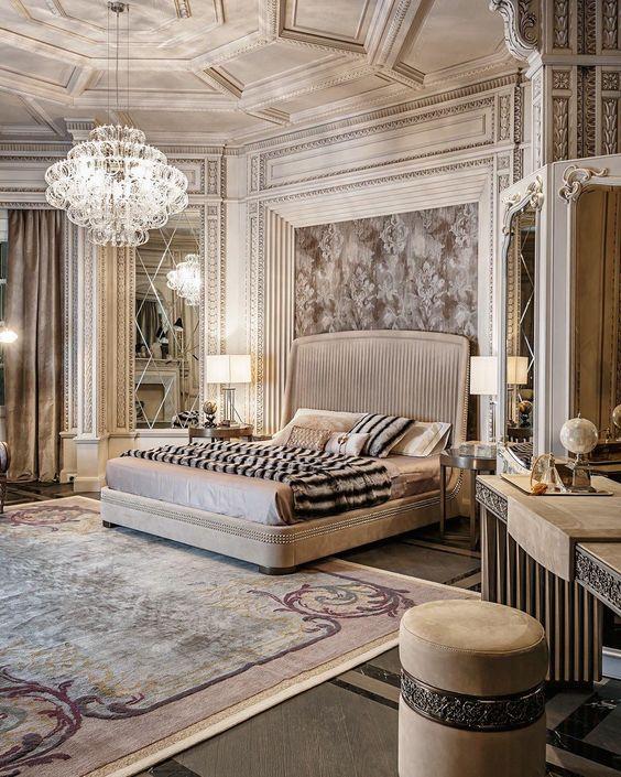 simphome luxury bedroom