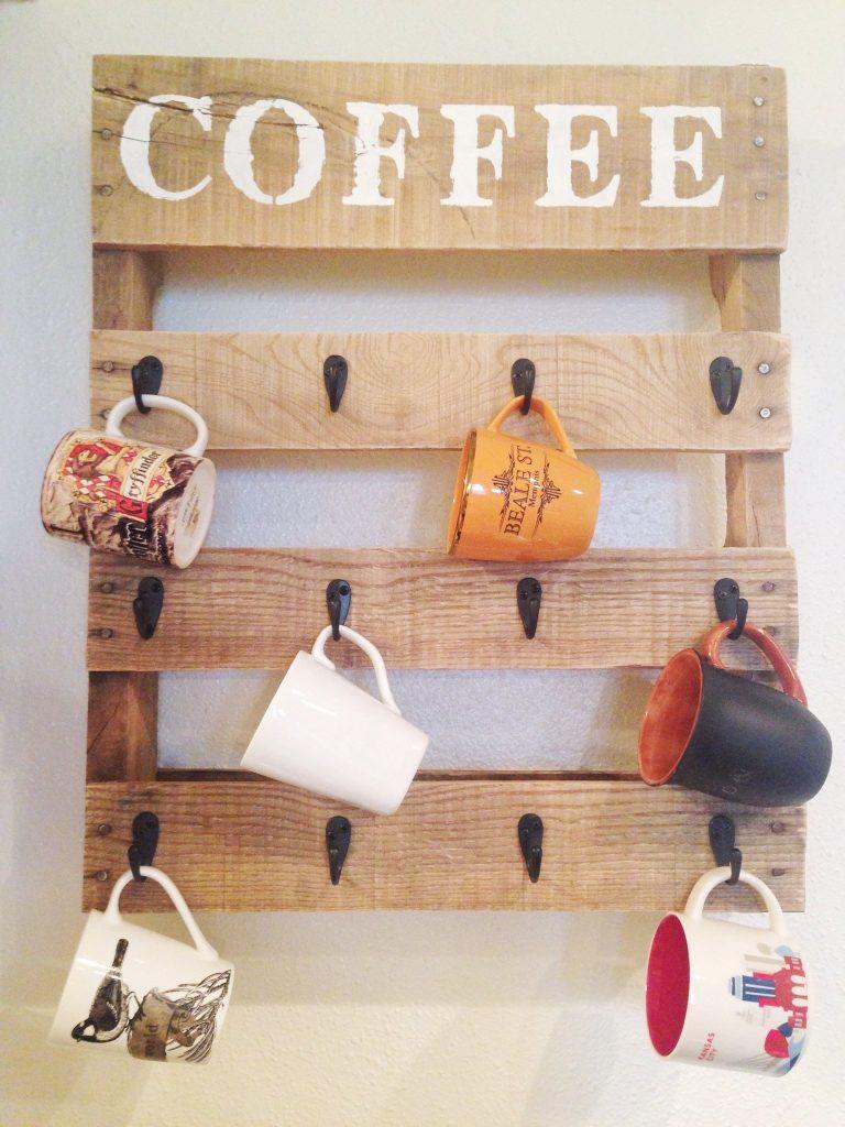 simphome pallet coffee