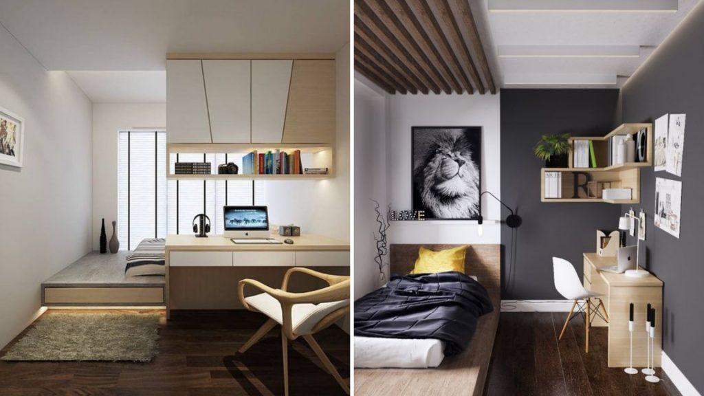 simphome simple bedroom