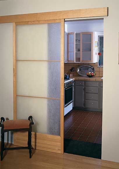 simphome sliding door