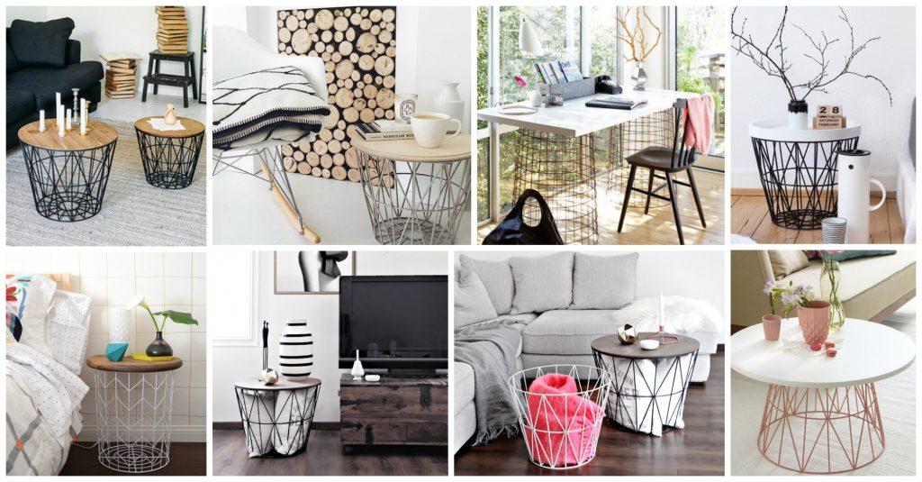 simphome wire basket