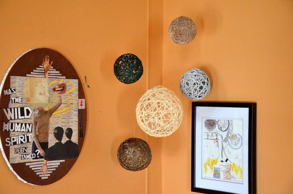 simphome yarn ball